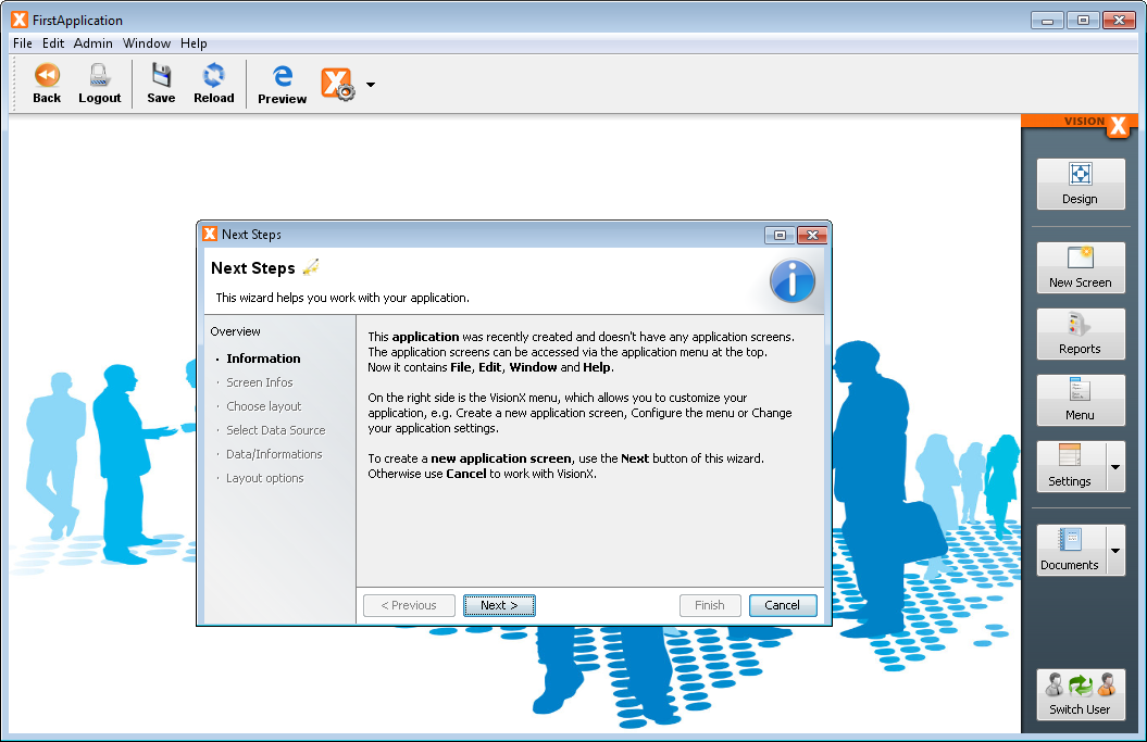 visionx:first_application:next-steps-wizard.png