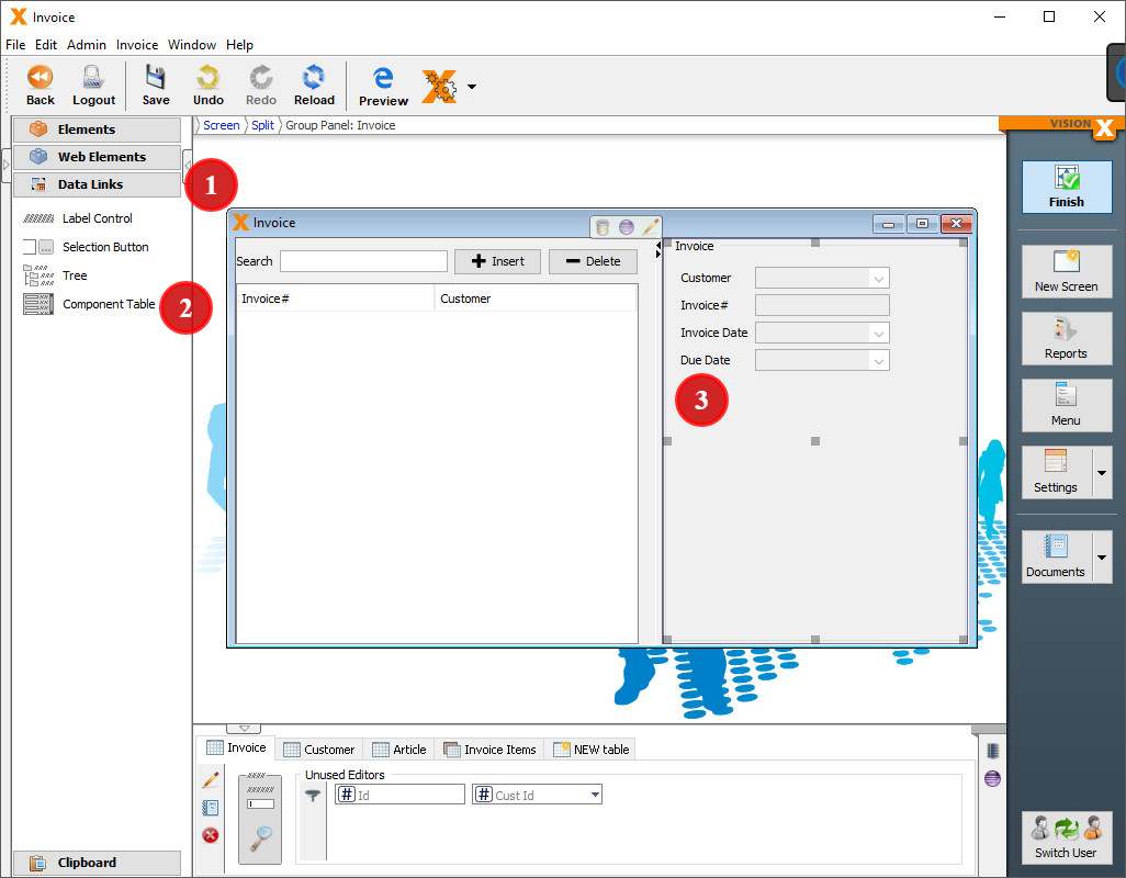 visionx:invoice_application:add-component-table.png