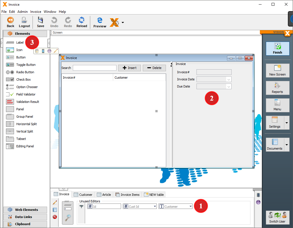 visionx:invoice_application:add-customer-selection.png
